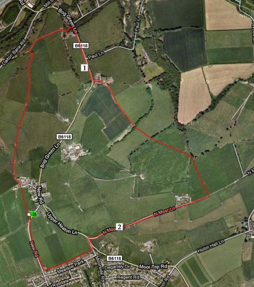 Walk 8 Upper Heaton circular