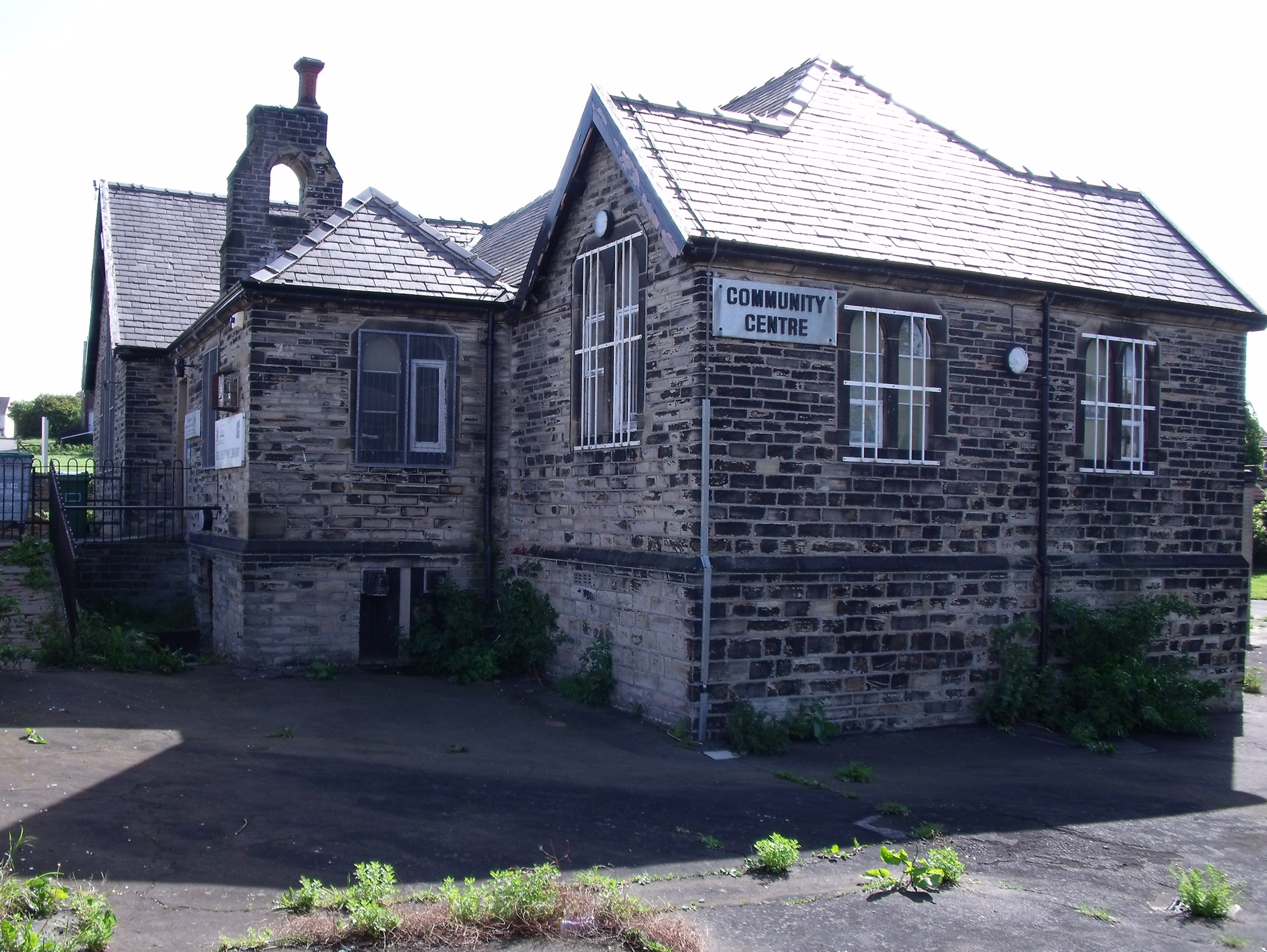 Future looking good for Kirkheaton Community Centre and Library