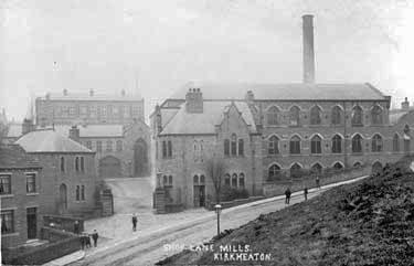 Kirkheaton mills