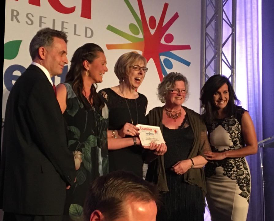 16 May Award