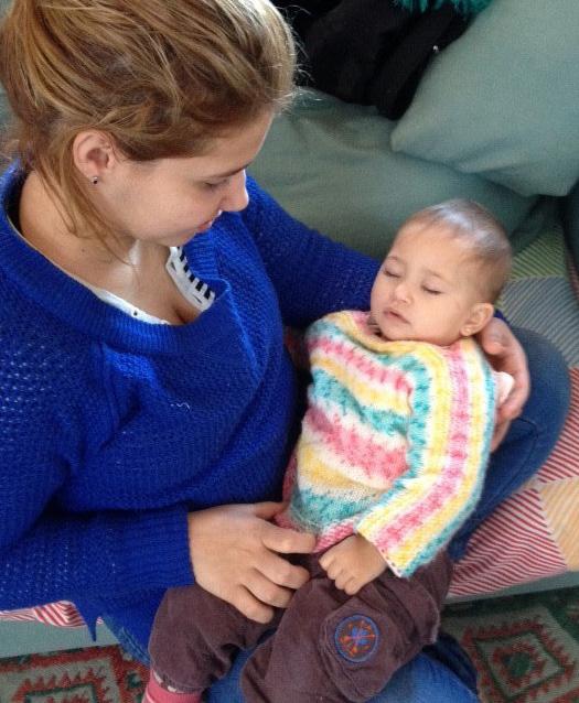 17 Feb Evine with Mum Sara