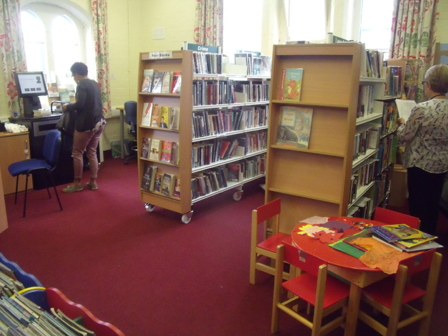 Kirklees' response to Library Consultation