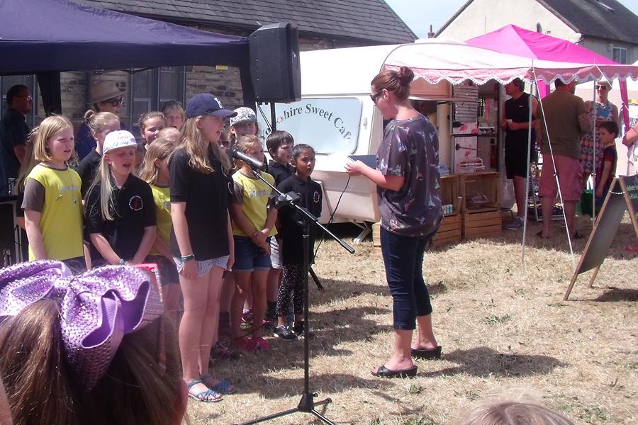 Kirkheaton Primary School Choir