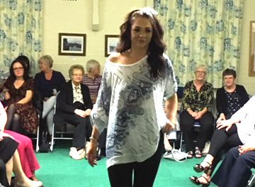 Fashion Show raises money for CC