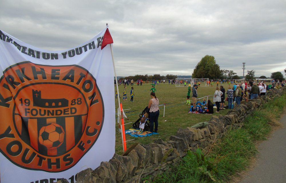 KYFC 4th Annual Football Tournament