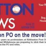 Yetton News – Autumn 2018 edition