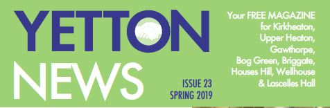 Yetton News Spring 2019 edition out now