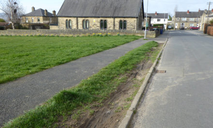 New parking spaces to be created
