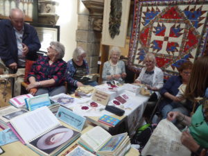 Huddersfield Embroiderers Open Day @ Kirkheaton Parish Centre