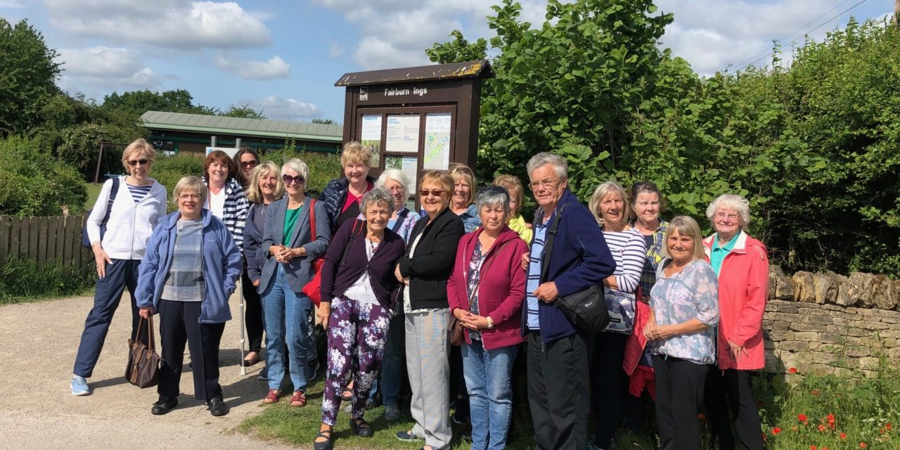 Hub's day trip to Fairburn Ings | Yetton Together - The